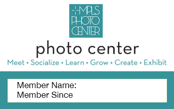 Photo Center Member Logo